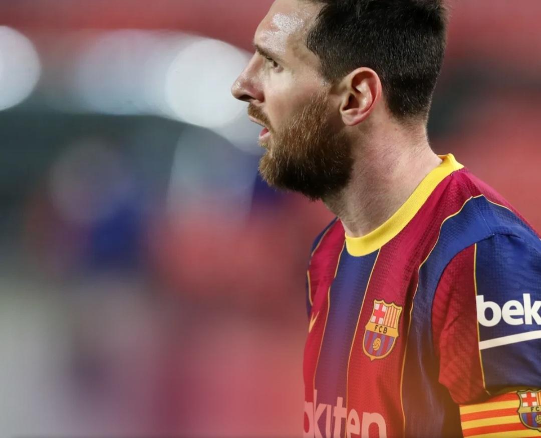 في أكبر مفاجآت الموسم رياضيا برشلونة يعلن رحيل ميسي عن النادي