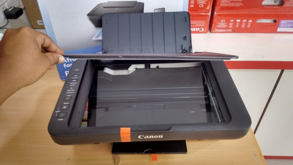 how to connect printer to wifi canon mg2920