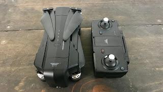 Spesifikasi Drone SJRC F11 - OmahDrones