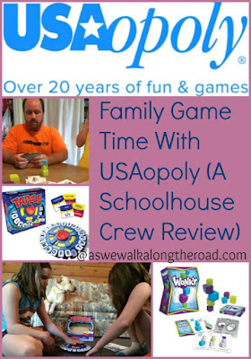 Family games with USAopoly