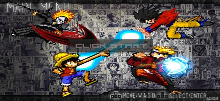 Jump Force Mugen Android Game Apk Download