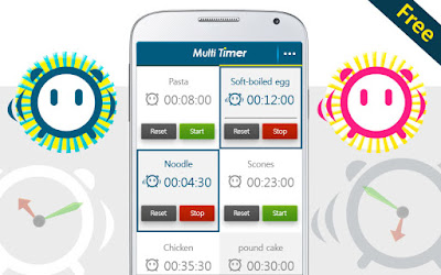 تطبيق Multi Timer StopWatch للأندرويد, تطبيق Multi Timer StopWatch مدفوع للأندرويد, Multi Timer StopWatch apk