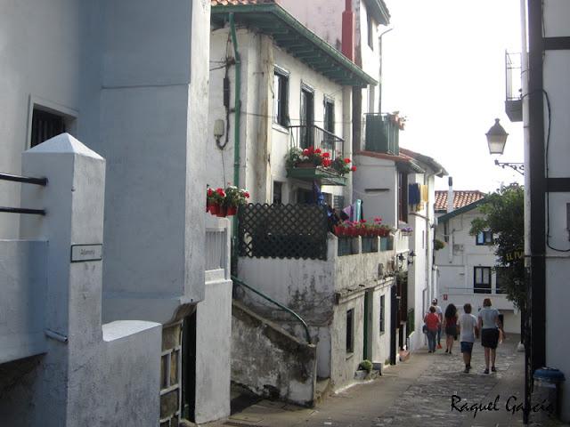 Puerto viejo de Algorta (Getxo, Bizkaia)