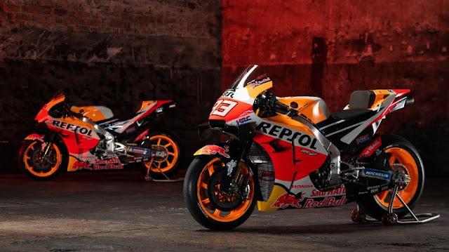 Proses Merakit MotoGP di tiap tahapannya