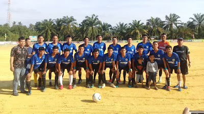 Suka Jaya FC Melaju ke Semi Final Open Tournament IPPM CUP IV Muara Basung