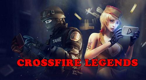 Crossfire Legends - loại game bắn súng thu hút bên trên đời máy mobi