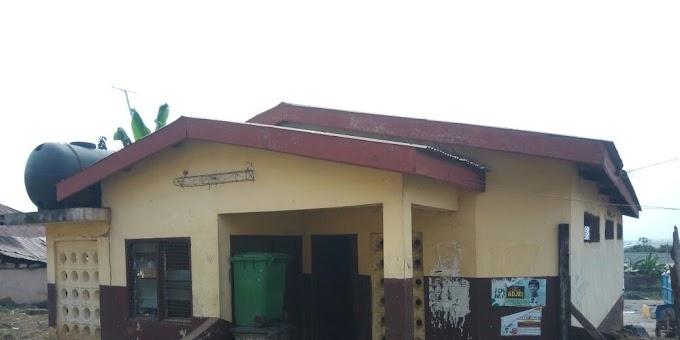 NPP supporters seize public toilets in Eastern Region