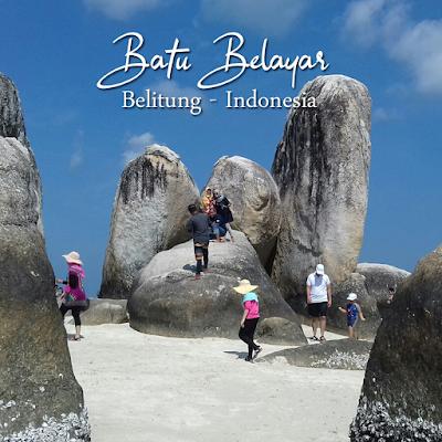 Paket Tour Belitung 2D1N