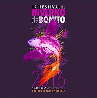 Festival de Inverno de Bonito 2016