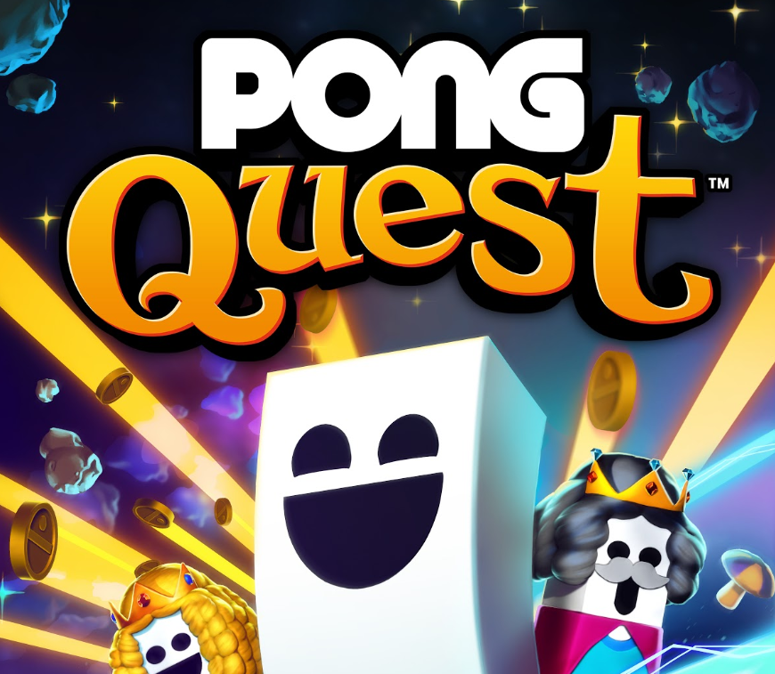 PONG® Gets Modernized in the Form of PONG Quest™, a New Atari® Role-Playing Game Coming Soon