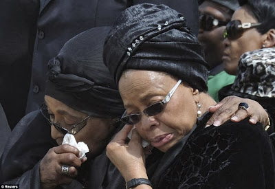 05 Photos from Nelson Mandelas funeral