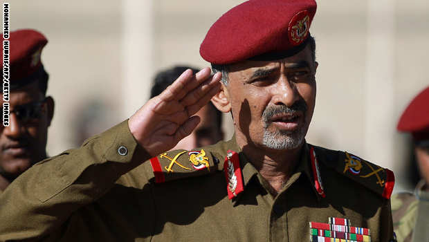 اللواء محمد محمود الصبيحي