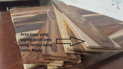 Harga Lantai parket Permeter jenis Kayu Sonokeling