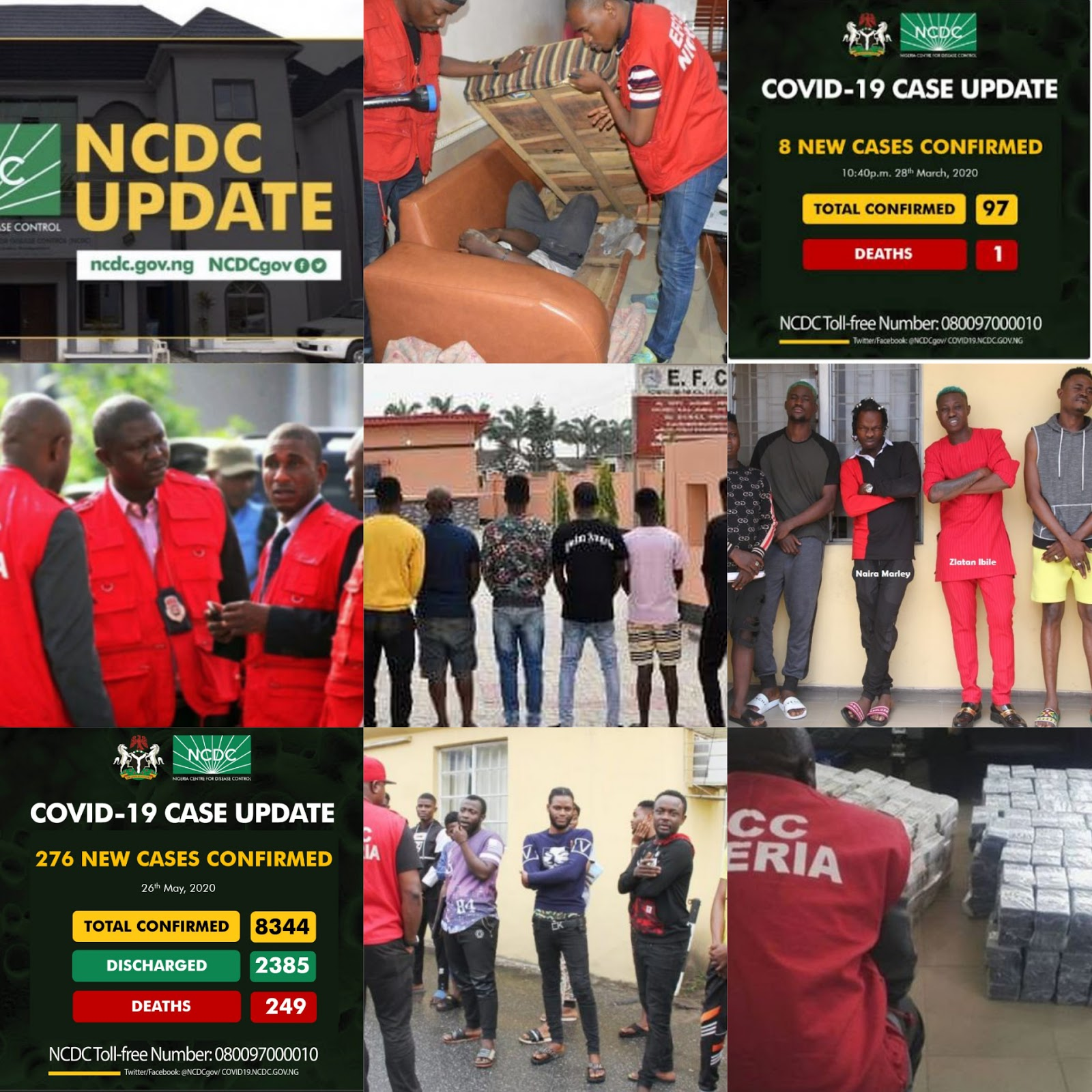 NCDC Staffs should be ready for EFCC harassment after the coronavirus #Arewapublisize