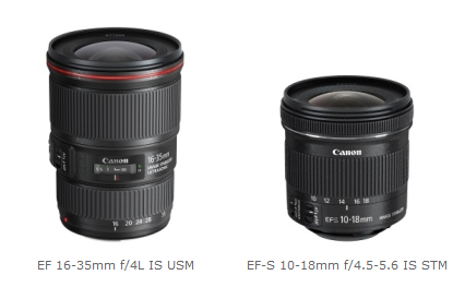 Canon Broadens Imaging Lineup with Two New EF Ultra Wide-Angle Zoom Lenses