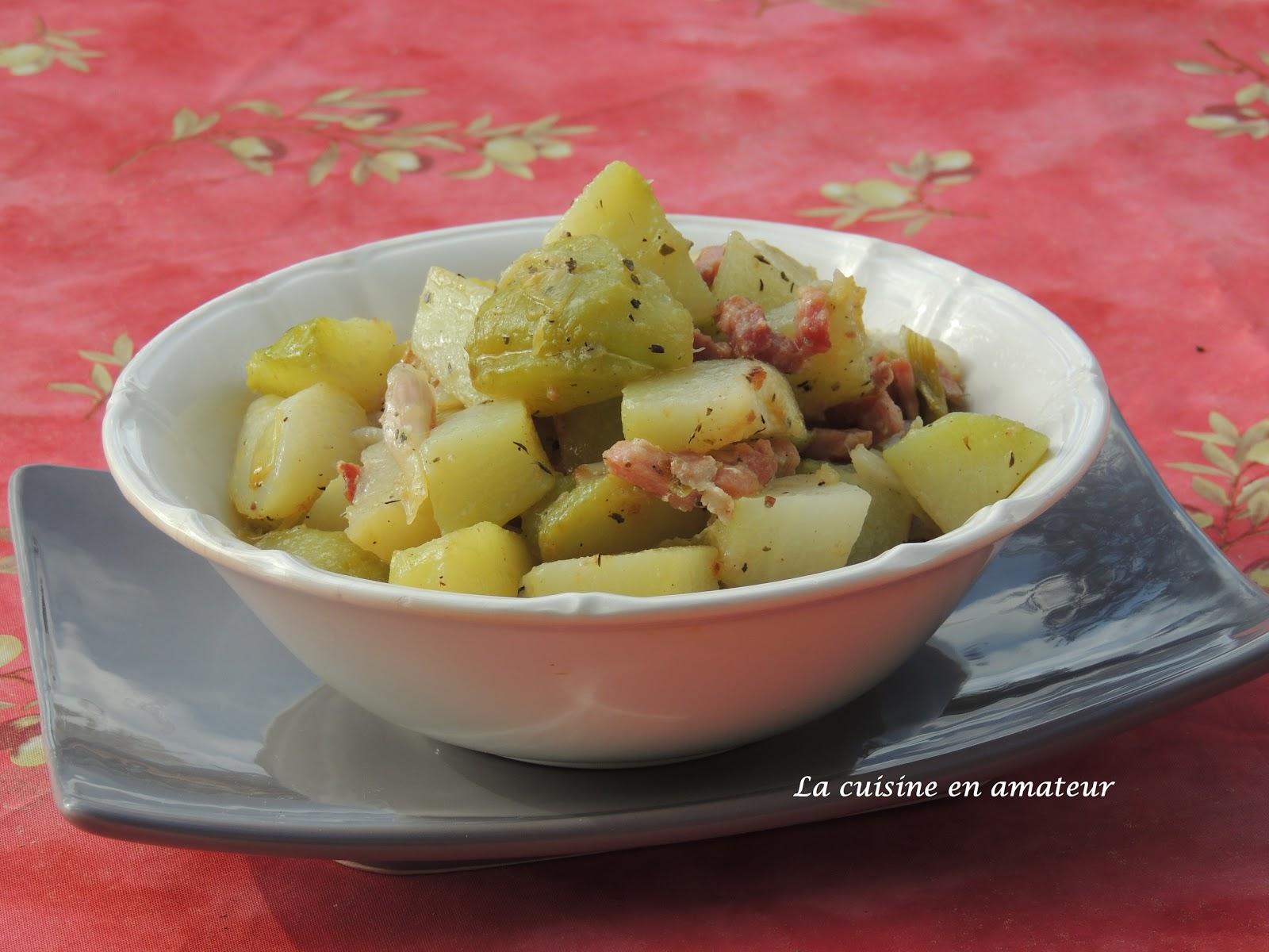 La cuisine en amateur de maryline - Cuisiner les chayottes ...