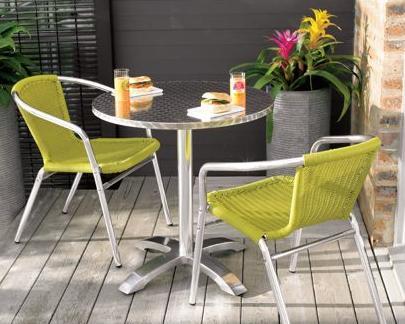 Decoraci n minimalista y contempor nea decoraci n con - Decoracion patios pequenos modernos ...