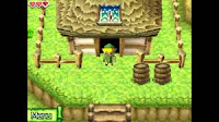 Here is #Link's Debut on the #NintendoDs. Very much like the #Winkwaker! AZelda