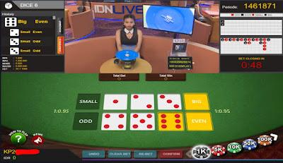 GAME DICE 6 - IDN KAPAL4D