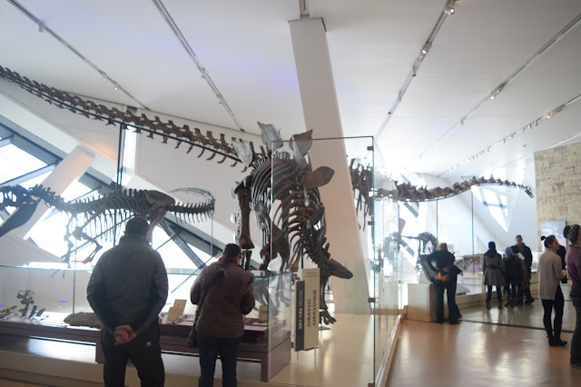 Family time at the ROM! - TheCraftyMann.Blogspot.ca