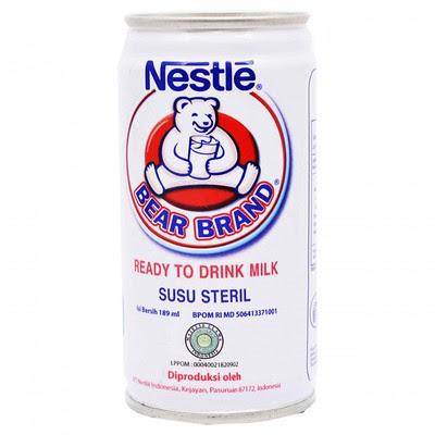 5 Manfaat Susu Beruang Untuk Kesehatan Tubuh