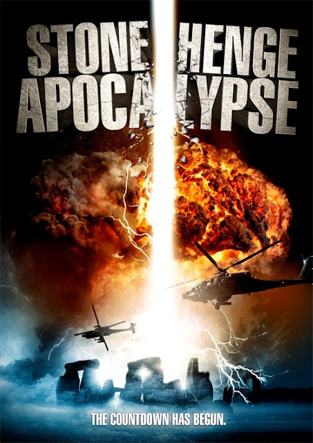 Stonehenge Apocalypse DVDRip Español Latino