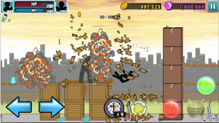 Anger of stick 5 : zombie Mod Apk Unlimited Money Free on Android