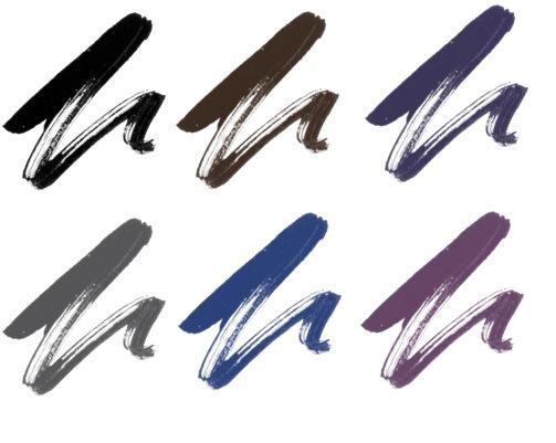 New Smashbox Photo Angle Pure Pigment Gel Liner Vivi Brizuela