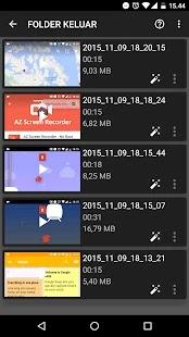 Download AZ Screen Recorder Premium v5.3.8 Terbaru