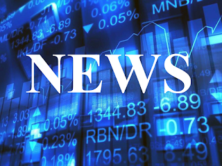 image of news headline and background charts - technitrader