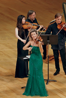 Anne-Sophie Mutter and the Mutter Virtuosi