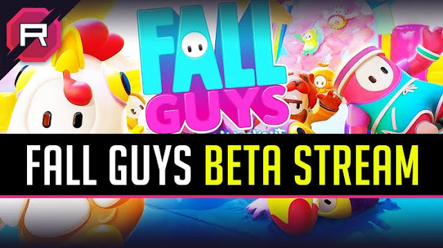 Fall Guys Beta: