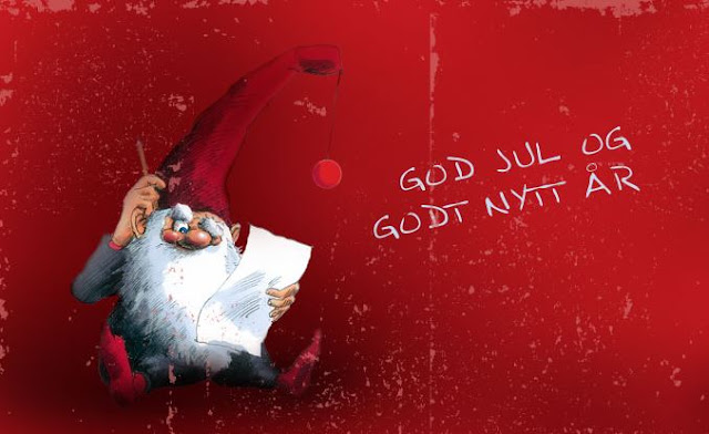 god jul kort