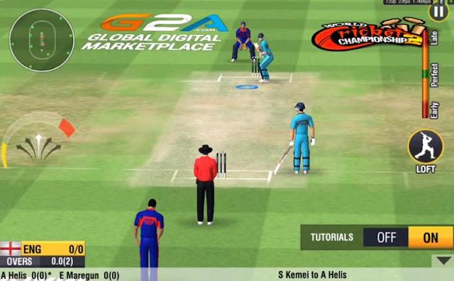 World Cricket Championship Download 2 v2.8 apk Unlock Compressed