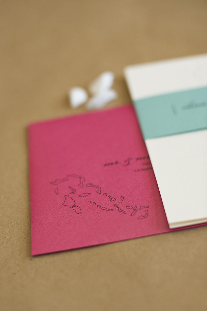 Guest Post} baci designer stationery: From Inspiration to Invitation