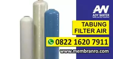Ady Water jual filter air dan pasang filter air