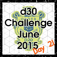 d30 Challenge Day 21