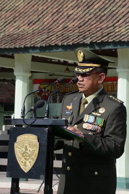 """Upacara Peringatan Hari Pahlawan, Irdam IX/Udayana Gelorakan """"Aku Pahlawan Masa Kini"""""""