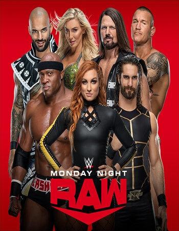 WWE Monday Night RAW 4 May 2020