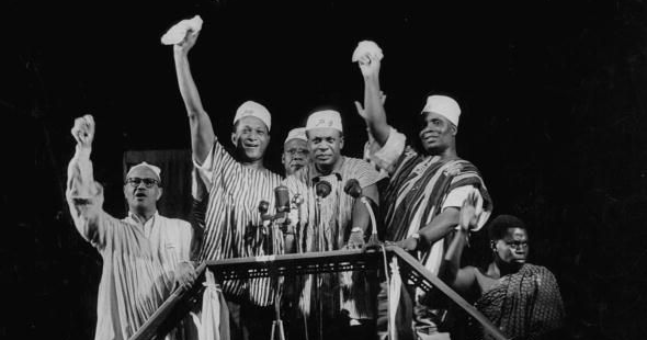 Ghana@60 C'ttee launches documentary on Ghana
