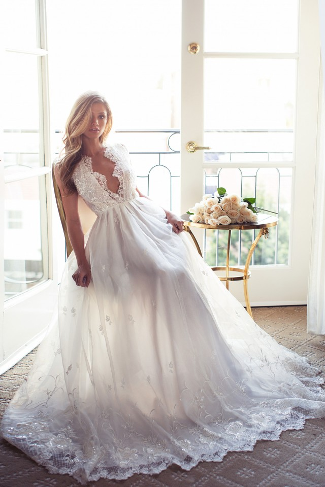 Vestidos de novias a la moda | Colección Lurelly
