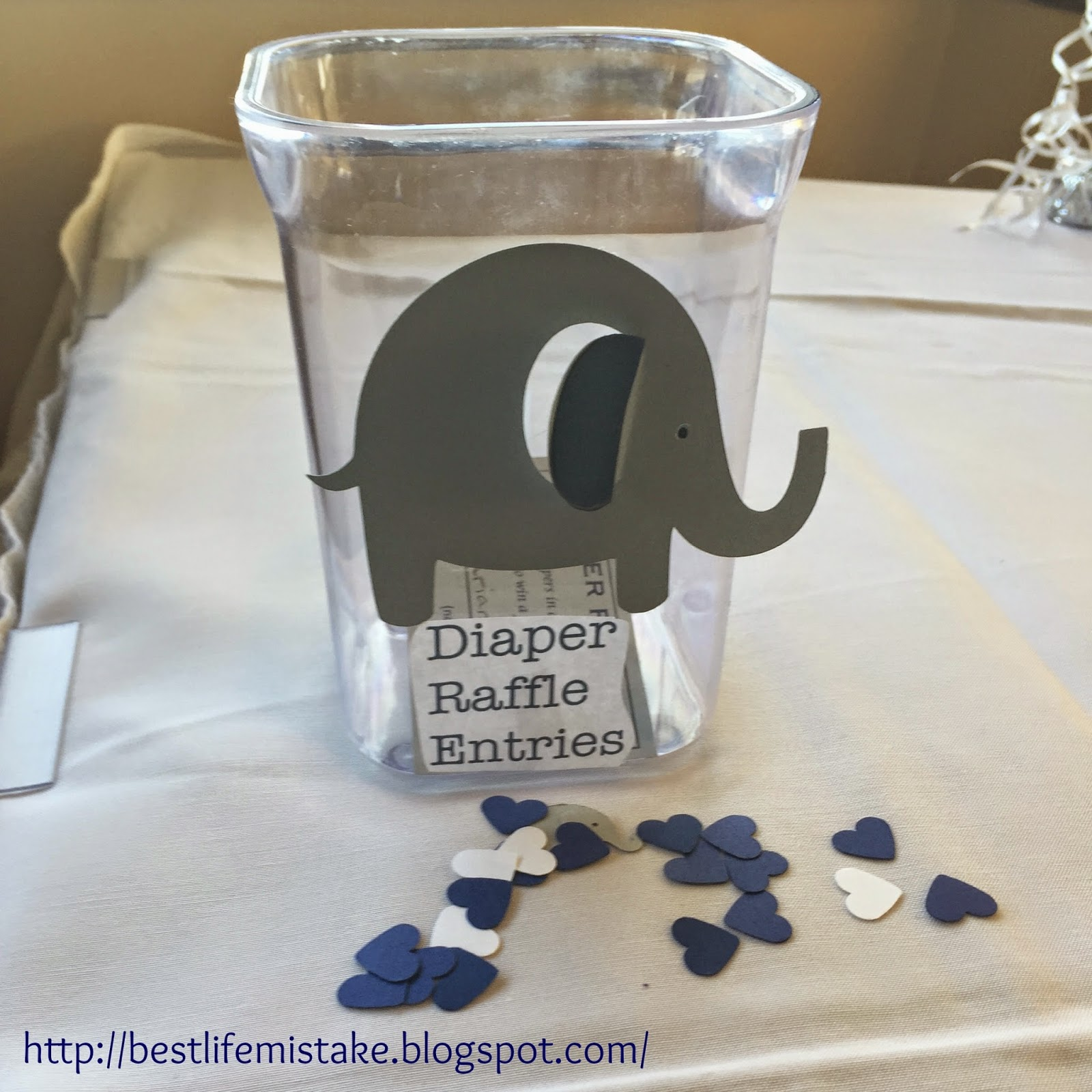 elephant trendy baby shower ideas | Some of the Best Things in Life are Mistakes: Elephant ...