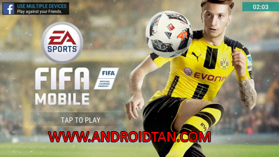 Download FIFA Mobile Soccer Apk v4.0.0 Android Terbaru 2017