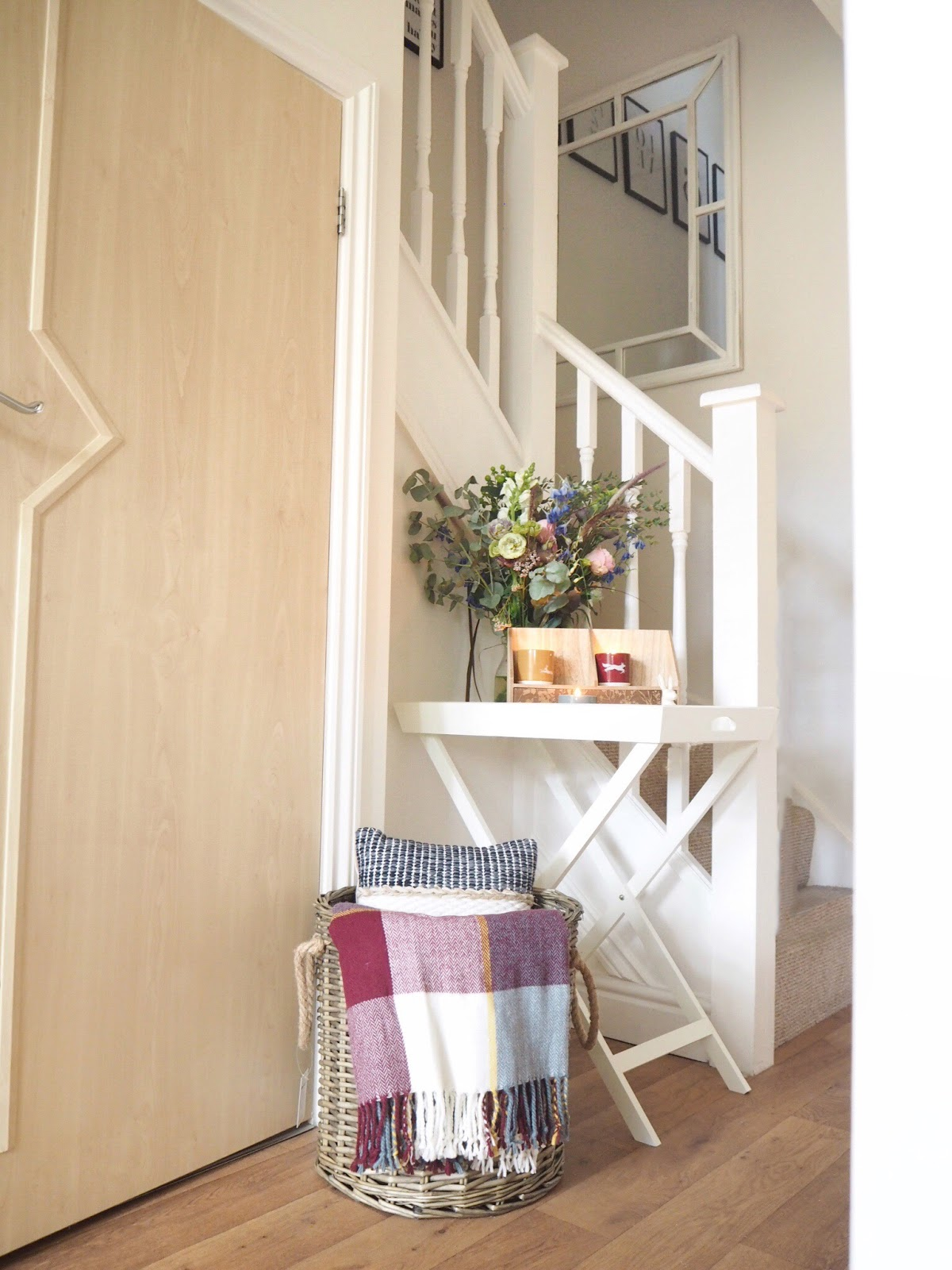 How to create extra space in a small house including reverting a cupboard into toy storage, using all the space you've got and regular decluttering. How to create a feeling of space with clever furniture and tricks of the eye, and ways to hide kids toys and clutter in your small home.