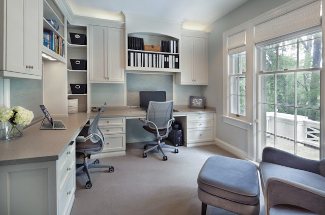 home office craft room design ideas pictures