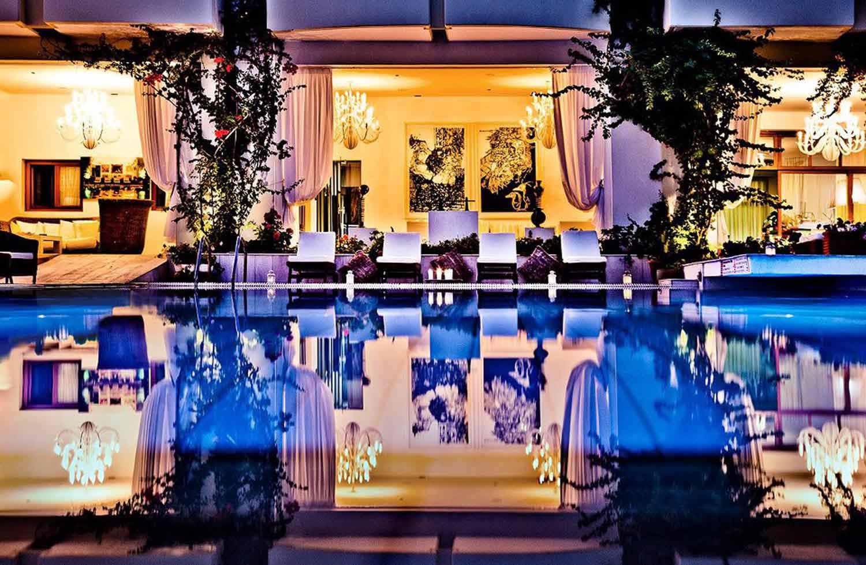 La Piscine Art, Skiathos, Greece, 4 of the best hotels I've stayed at