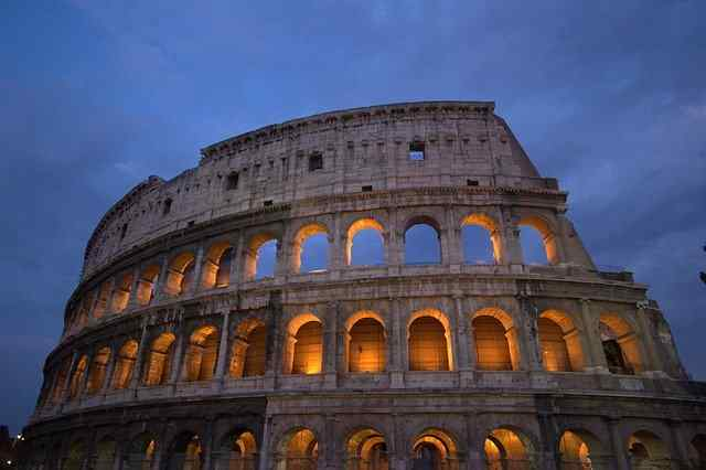 Interesting Colosseum Facts
