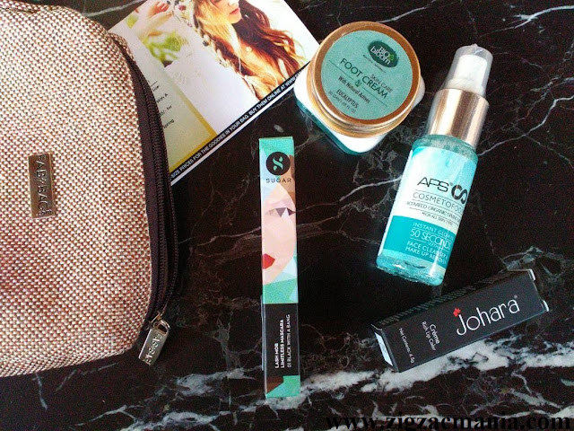 June Fab Bag Unboxing & Review | Boho Chic