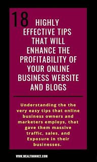 How to make your online business website profitable