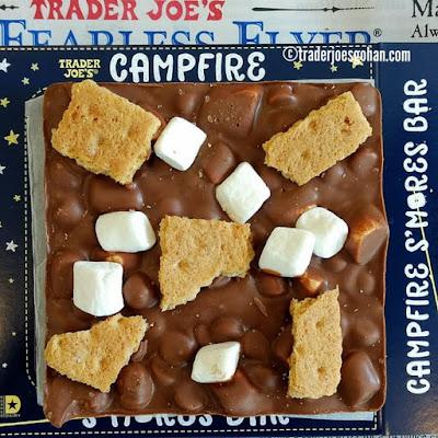 Trader Joe's Campfire S'mores Bar